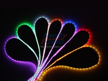 Flower Outdoor Fairy String Lights Garden Lights 50 Muilt Color LED Waterproof Light for Holiday Chrismas Party