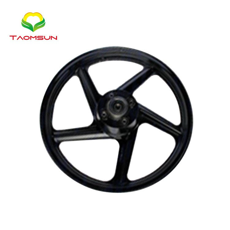 "Quality-Assured 16"" Motorcycle Rim"
