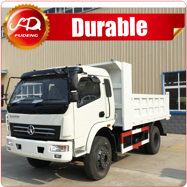 China hot sale 5 ton 4x2 DAYUN Brand light truck for sale
