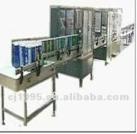 Disinfectant Deodorant Aerosol Filling Machine