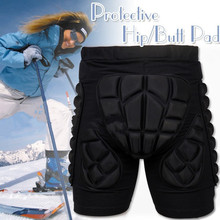 EVA shock absorbed hip/Butt pads for Skating/Skiing