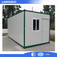prefab removable container houses/used portable office
