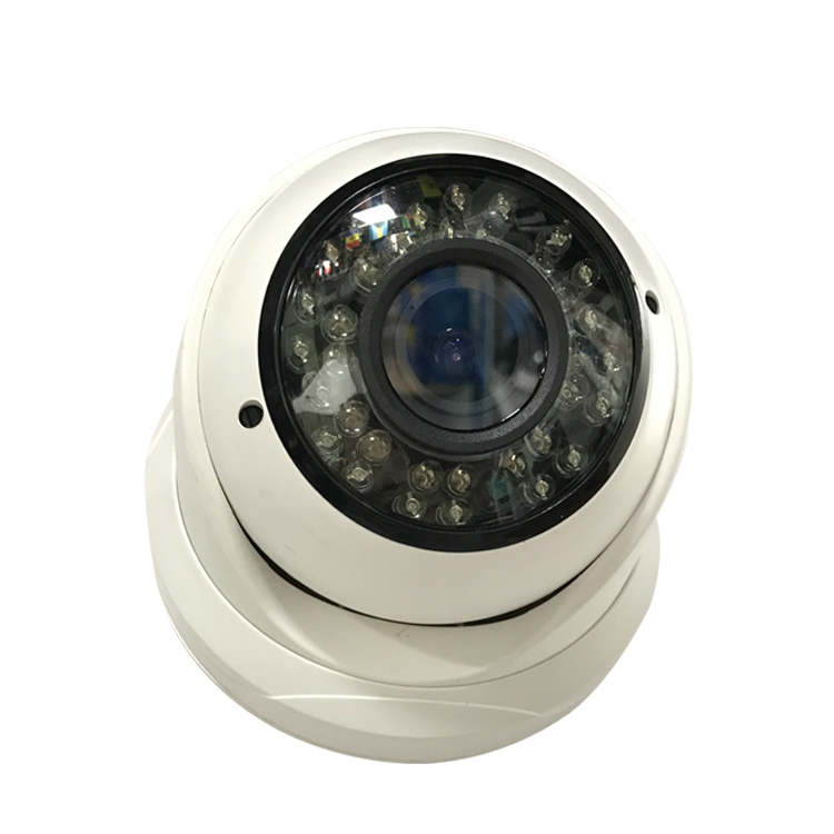 Fanshine 1 / 4'' CMOS Sensor Fixed IR Dome AHD Wireless Surveillance Camera