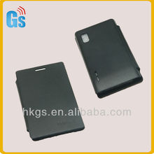 Battery Housing Leather Case Cover For LG Optimus L5 II E610 E612 With Retails Package