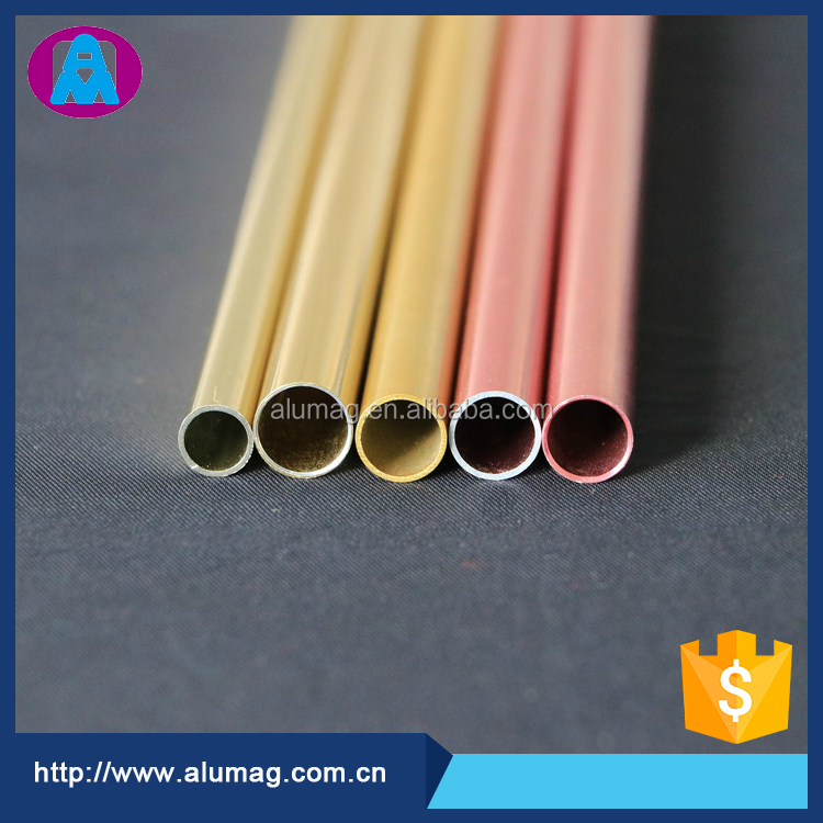 small size aluminum smoking pipe