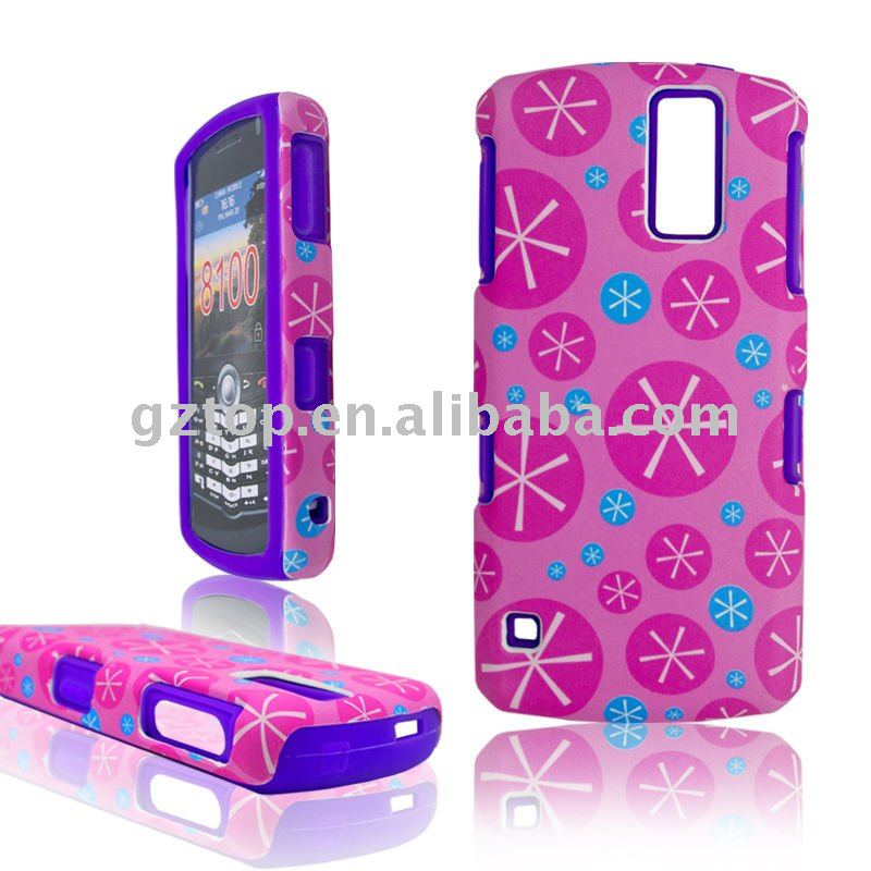 HOTTEST DESIGN CRYSTAL CASE FOR BLACK BERRY 8100