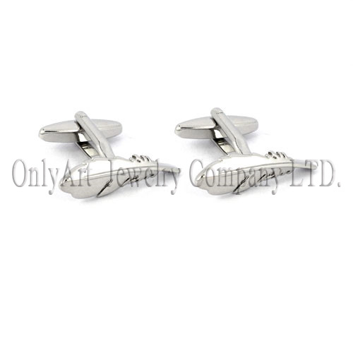 further shape bras or silver 925 shiny polished cuff links