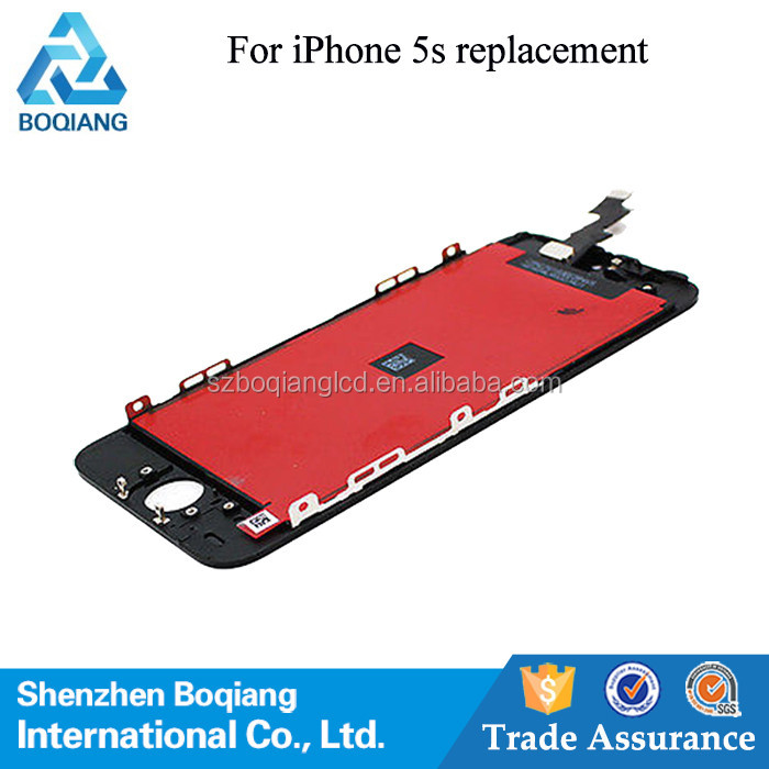 front screen hot sale china suppliers electronic display mobile phone accessories for iPhone 5c