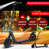250W Adult Foldable 2 Wheel Mini Electric Kick Scooter WIth Seat