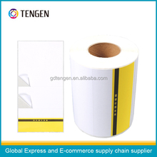 Best designed shipping label stickers printing in China