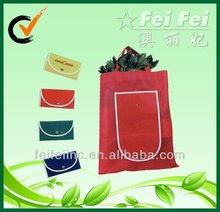 Easy carry PP non woven foldable shopping bag