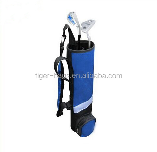 China factory custom golf club bag, golf gun bag for kids
