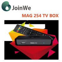 MAG 254 STiH207 and Linux 2.6.23 updated MAG 250 iptv streaming server iptv set top box