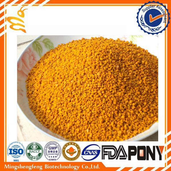 2018 Factory health product bee pollen wholesale for male bees