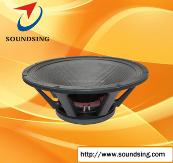 "24"" super subwoofer audio speaker SD-24001A"