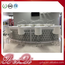 nail table salon furniture ultra luxury manicure table nail technician tables for sale