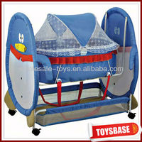 Baby rocking cradle,baby bed