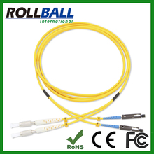 3mters DIN fiber optic patch cords