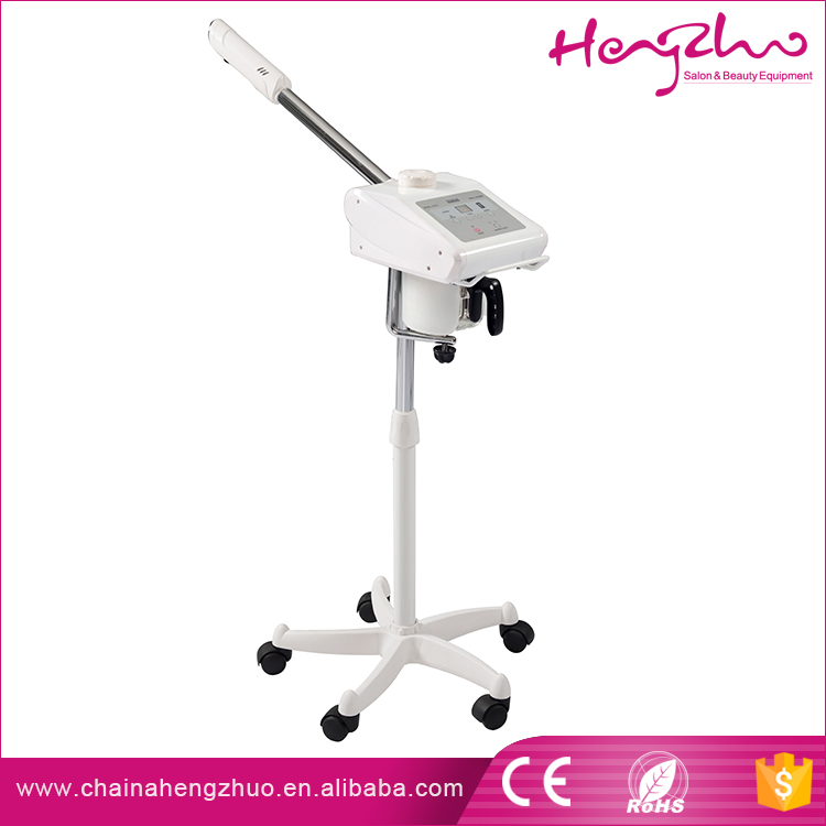 Stand style personal use Fragrance hot Vapor Mist Spray Electric Facial Steamer with CE Rohs