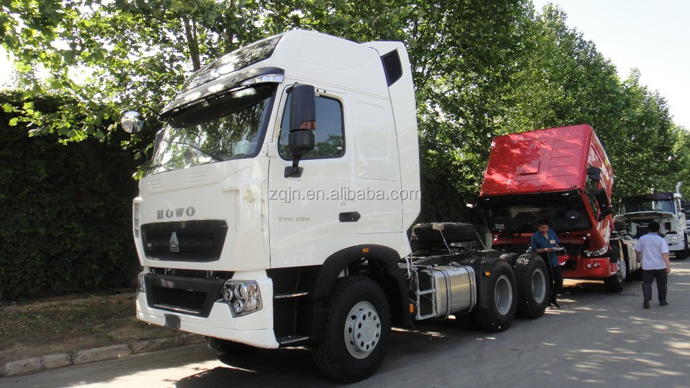 MAN Engine T7H 60 Tons Transportation Truck Tractor Units for Sale