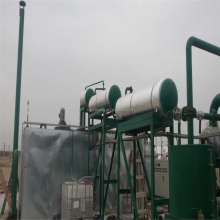 zsa modular refinery distillation plant fo rwaste used oil recycling equipment