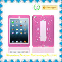 Extremely Shockproof Robot casefor iPad mini