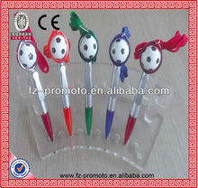 simple ballpoint pen can jump football pen