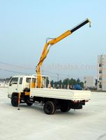 DTA truck mounted crane lorry loading crane crane truck pls contact Mr. Tom song king 24 hours phone:TEL:0086-15271357675