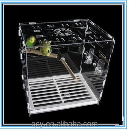 Cages Cage,Carrier&House Type and Small Animals Application Elegant Appearance Bird Cage