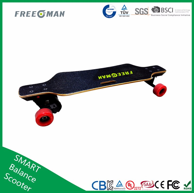2016 New Freeman Concave 4 Wheels Complete Cheap Plastic Cruisers Mini Skateboard