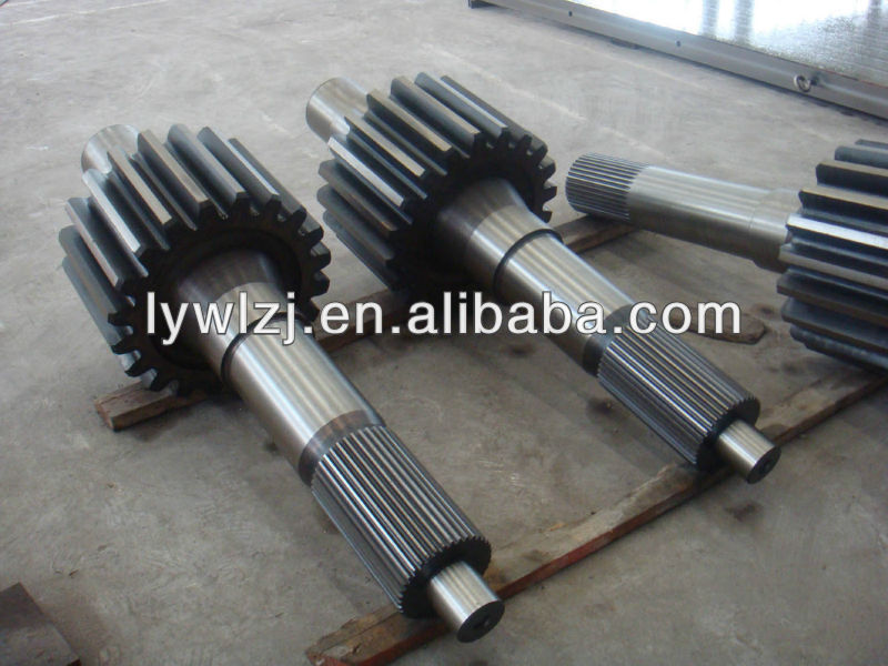 Gearbox Output Shaft