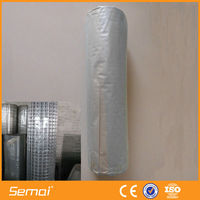 low price best selling hot dipped 3/8 inch galvanized welded wire mesh