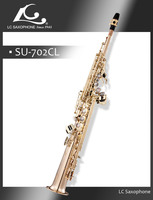 Musical instrument soprano saxophone musical