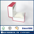 custom printed foldable cardboard paper single watch gift box