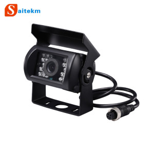 Factory direct cheap waterproof ir leds truck rear view camera