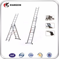 cheap price 40 foot aluminum extension ladder manufacture