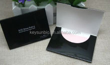 facial oil blotting paper in soft pvc pouch