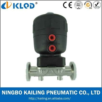 Manual operated diaphragm control valve, fluid air, water, gas