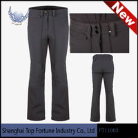 Ladies outdoor pants winter wear with spandex