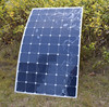Monocrystalline flexible sunpower marine solar panel