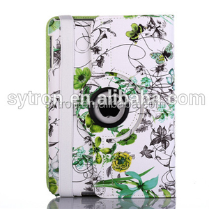 High Quality Printing Tablet Flip Leather 360 Degree Rotate Case For Ipad Air 2