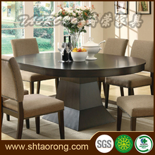 Restaurant wooden used dining room furniture for sale TRDT-137