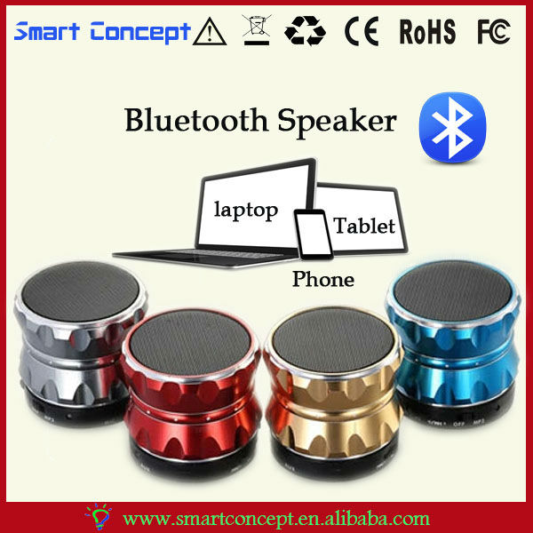 Promotional Super Bass Bluetooth Speaker Abramtek For Android And IOS System!!!
