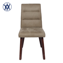 High back dining chair wooden/wood dining table and room chair for cheap wholesale