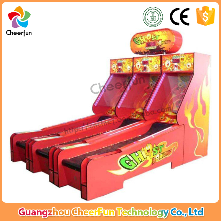 CHEERFUN arcade bowling machine redemption game machine for sale