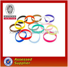 2013 top fashion design Silicone cheap magnetic silicon wristband