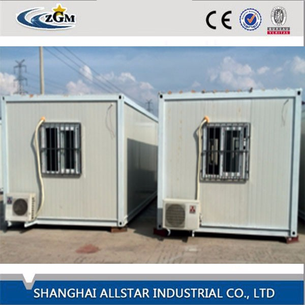 A+ cheap price mobile prefabricated fold container house with accessories
