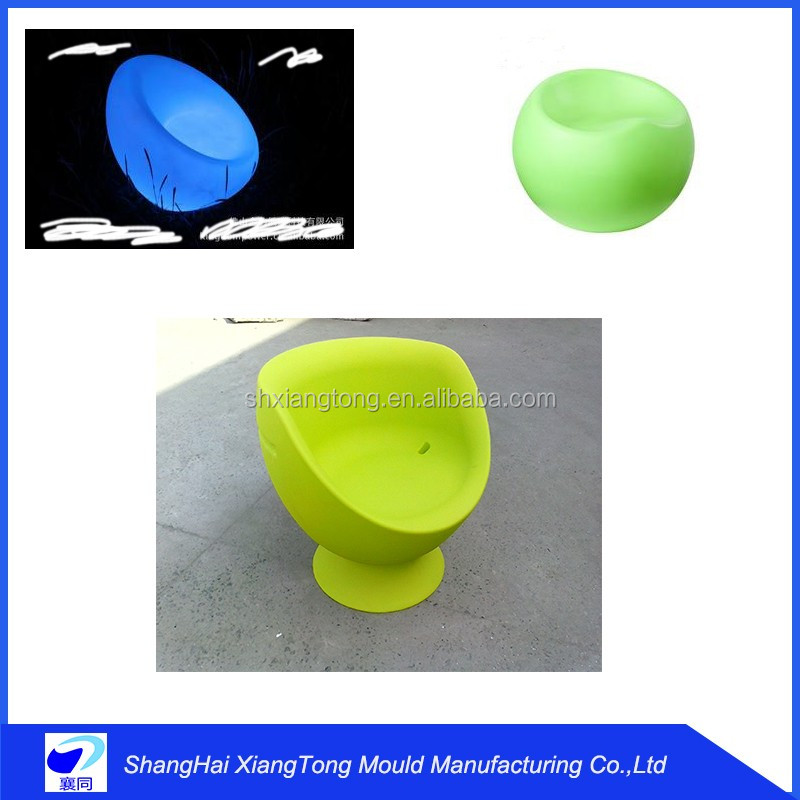 OEM baby chair aluminium rotational molds for sale