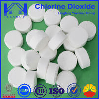 Disinfectant Chlorine Dioxide Chemicals Used in Mini Dairy Plant