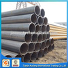 astm a105 carbon steel straight welded saw steel pipe
